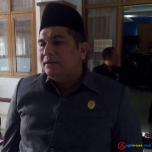 Ketua DPRD Bengkulu Utara