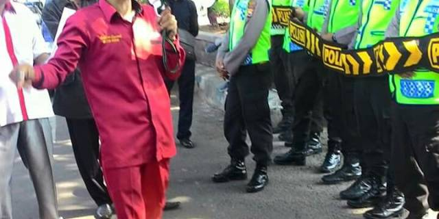 Ormas FPR Mengetuk Keras Ujaran Kebencian Dimedsos Yang Di Duga Di Lakukan  Oknum DOKTER Kabupaten Lebong.