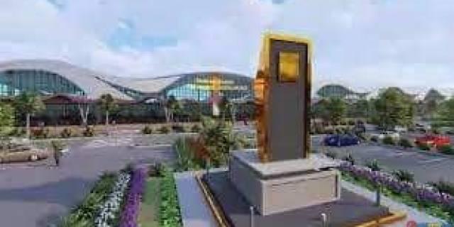 Monumen Fatmawati Dibangun Dengan Nilai 4.2 Miliyar