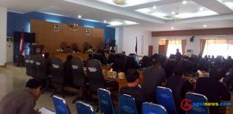 DPRD Bengkulu Utara Akhir Tahun Ini Baru Lahirkan Perda