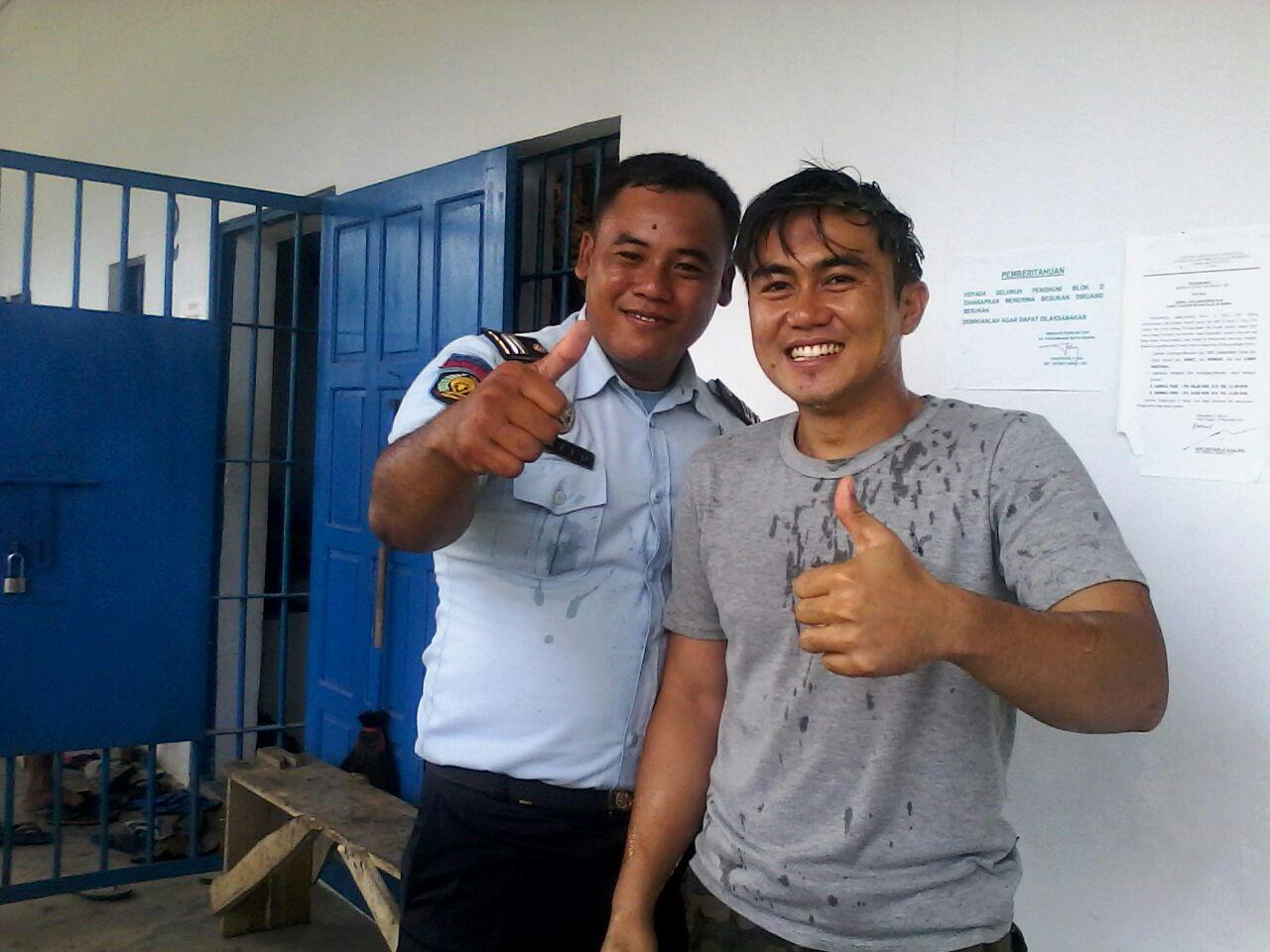 """Dibalik """"Jeruji Besi"""" Pemuda Ini Ciptakan Seni Tari sampai Membawa Karyanya Ke Tingkat Nasional Mengharumkan Nama Propinsi Bengkulu"""