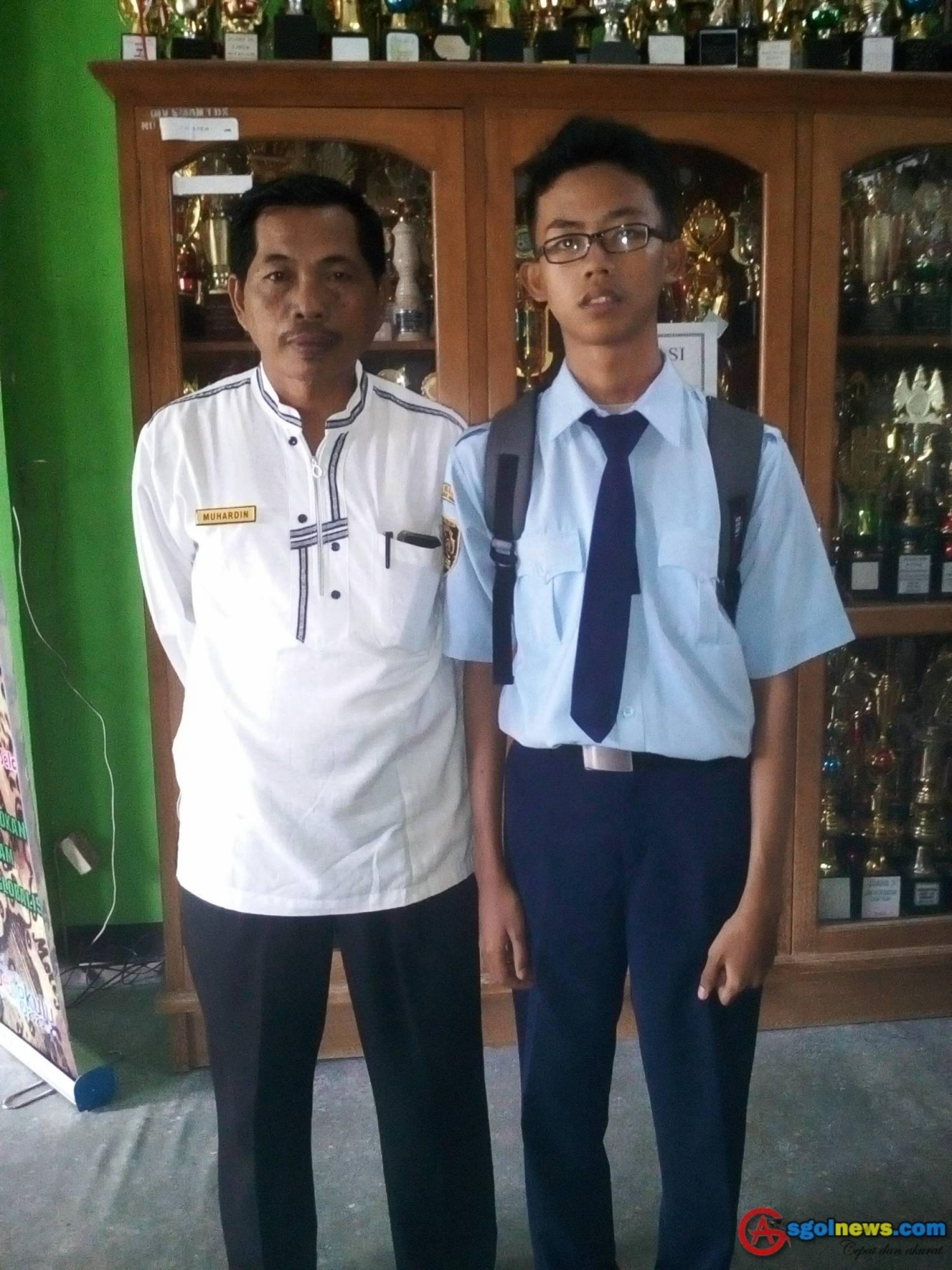 Siswa SMA Negeri 1 Bengkulu Selatan Wakili Bengkulu Di LSN Tingkat Nasional