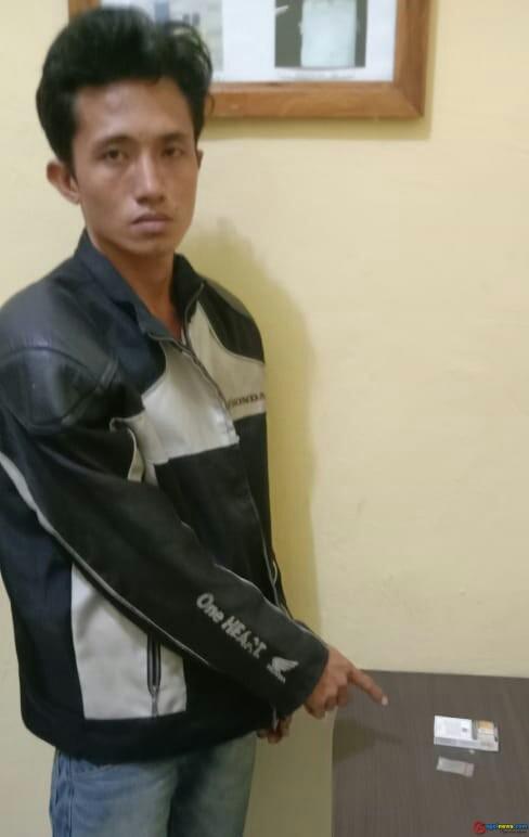 Simpan Sabu, Petani Kaur di Tangkap Polisi