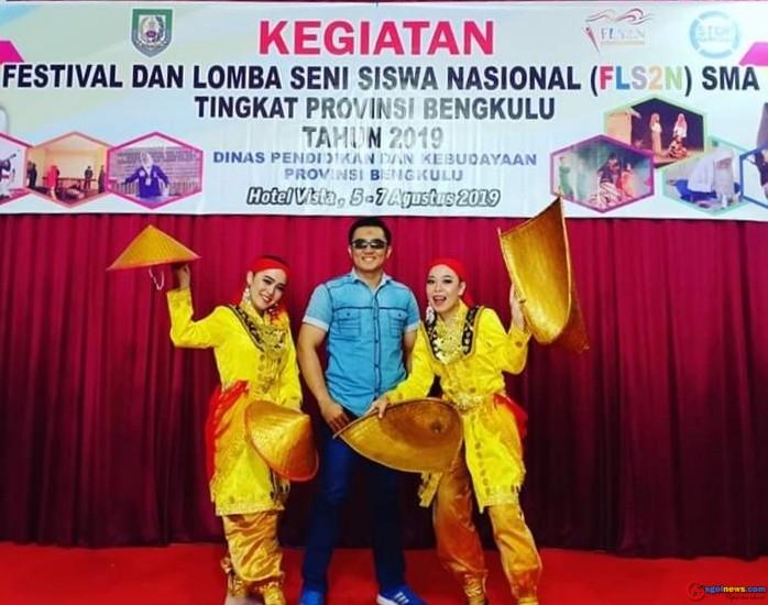 Terkendala Biaya, Dua Penari Perwakilan Propinsi Bengkulu Terancam Batal Ikuti Lomba Tari Tingkat Nasional