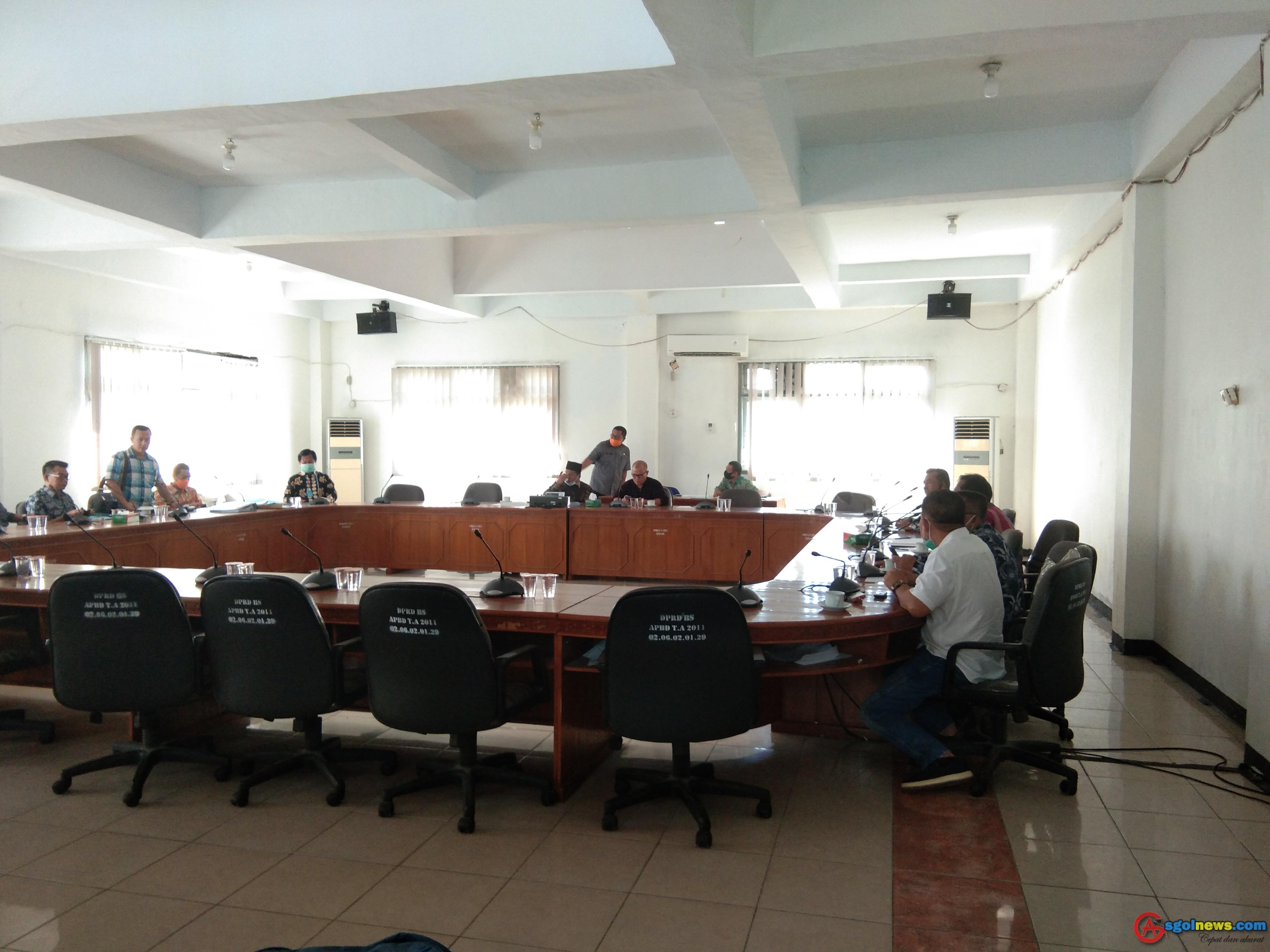 Sumber Dana Refocusing Anggaran 54 Miliar Penanganan Covid 19 Bengkulu Selatan dipertanyakan