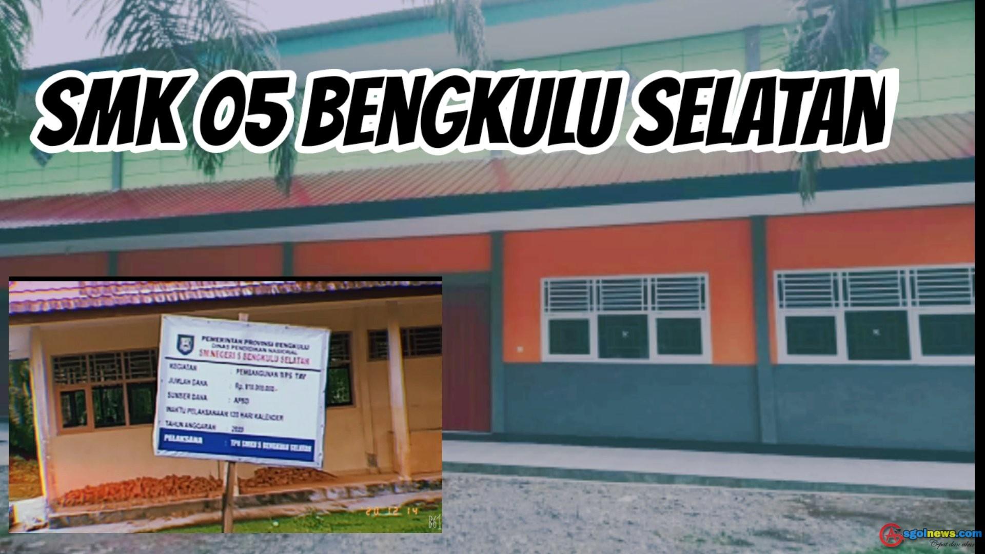 Proyek Sekolah SMK 05 Bengkulu Selatan Diduga Dijadikan Ladang Korupsi