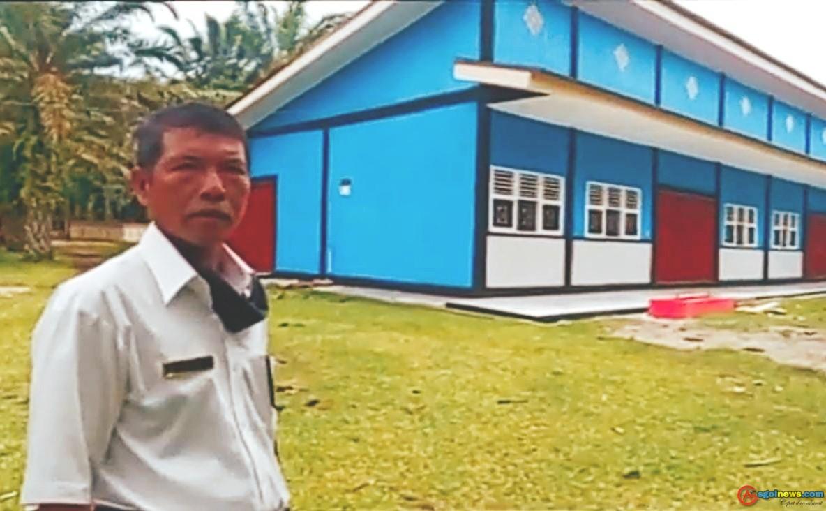 Diduga Kepsek SMKN 5 BS Kantongi Hasil Sawit Milik Sekolah Sebanyak 3 Ton Tiap Panen
