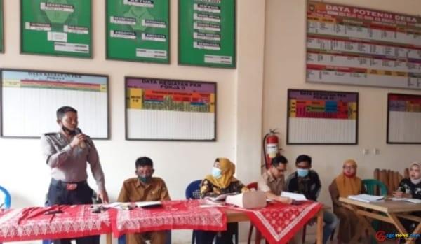 Desa Mela'o Tetapkan 53 Kepala Keluarga (KK) Penerima Bantuan BLT Pada Tahun 2021